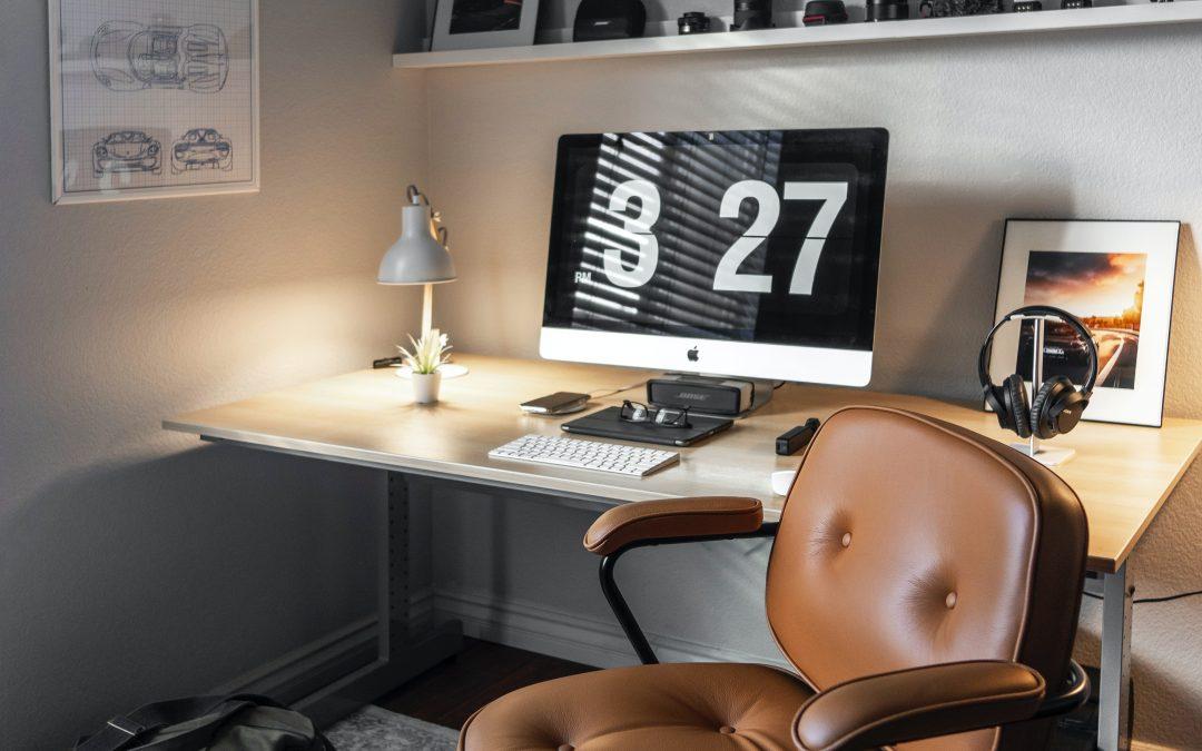 Siddekomfort øger produktiviteten